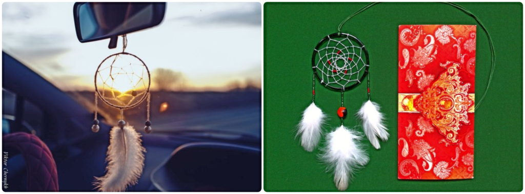 dreamcatcher Car